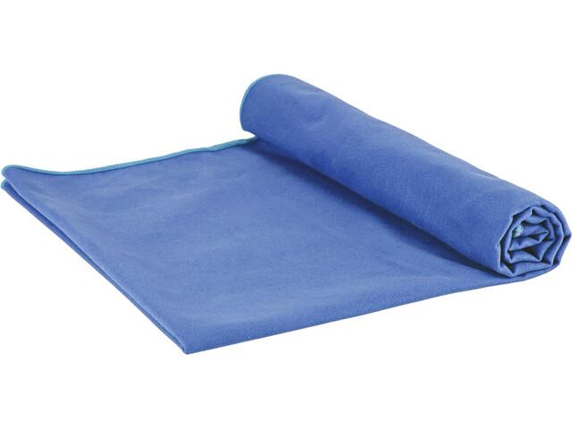 CAMPZ Microfibre Towel 60x120cm blau